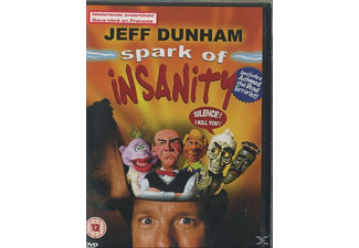 Jeff Dunham - Spark Of Insanity - (DVD)