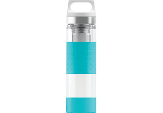 SIGG 8555.7 Hot & Cold Glass Aqua, Isolierflasche