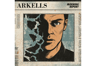 Arkells - Morning Report - (CD)