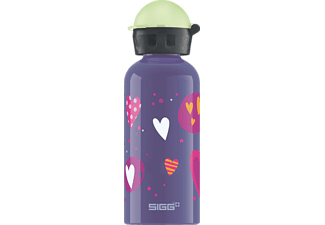 SIGG 8505.6 Glow Heartballons, Trinkflasche