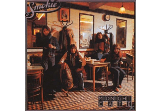 Smokie - Midnight Café (New Extended Version) - (CD)