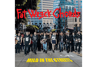 Fat Wreck Chords - Mild In The Streets-Fat Music Unplugged - (CD)