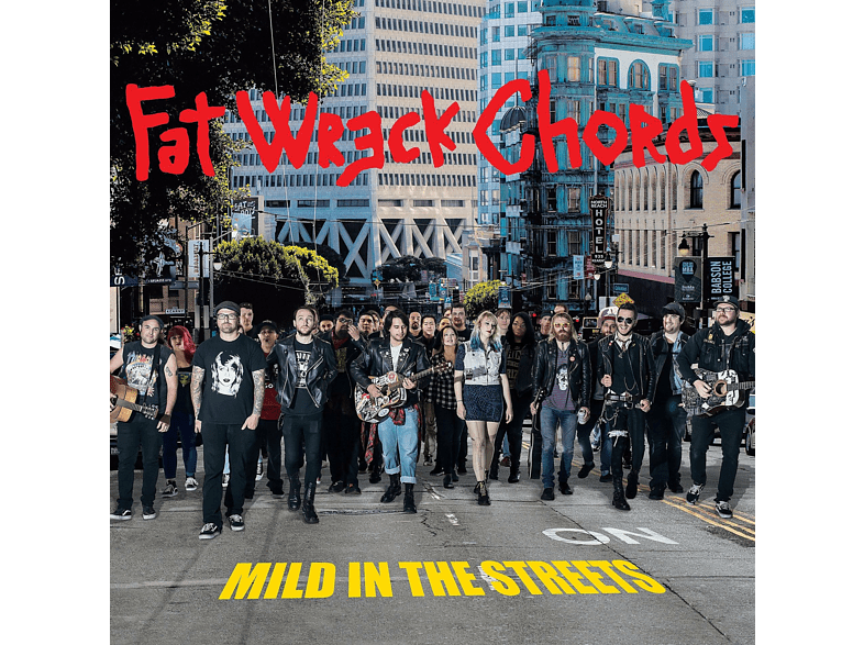Fat Wreck Chords - Mild In The Streets-Fat Music Unplugged [CD]