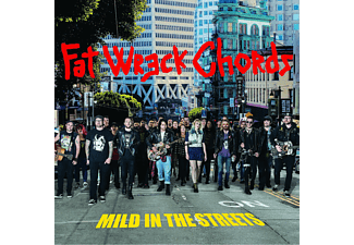 VARIOUS - Mild In The Streets-Fat Music Unplugged - (Vinyl)