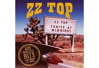 ZZ Top - ZZ Top: Live-Greatest Hits From Around The World - (Vinyl)
