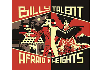 Billy Talent - Afraid of Heights (Vinyl LP (nagylemez))