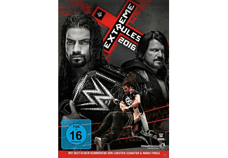 WWE - Extreme Rules 2016 - (DVD)