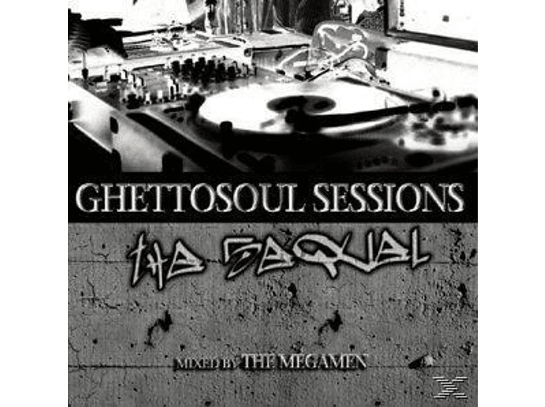 "VARIOUS - Ghetto Soul Sessions ""the Sequ [CD]"