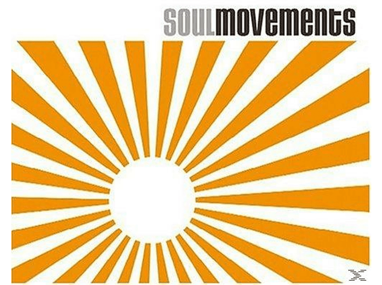 VARIOUS - Soul Movements [CD]