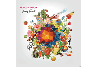 Kraak & Smaak - Juicy Fruit (2LP) - (Vinyl)