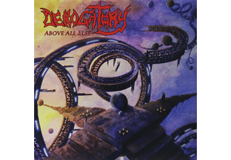 Derogatory - Above All Else (Black Vinyl) - (Vinyl)