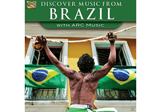 VARIOUS - Discover Music From Brazil-With Arc Music - (CD)