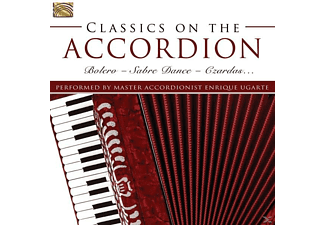 Enrique Ugarte - Classics On The Accordion - (CD)