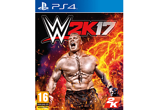 WWE 2K17 | PlayStation 4