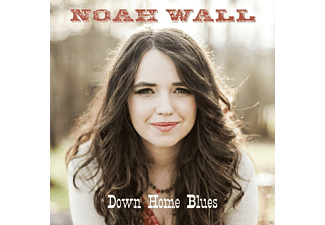 Noah Wall - Down Home Blues - (CD)