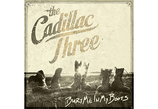 The Cadillac Three - Bury Me In My Boots - (Vinyl)