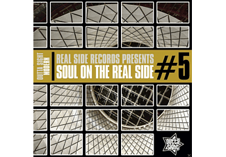 VARIOUS - Soul On The Real Side Vol.5 - (CD)