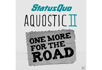 Status Quo - Aquostic II-One More For The Road - (CD)