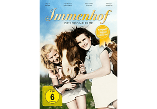 Immenhof - Die 5 Originalfilme - (DVD)