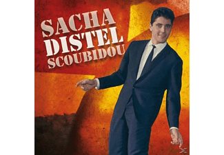 Sacha Distel - Scoubidou - (CD)