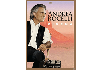 Andrea Bocelli - Cinema (DVD)