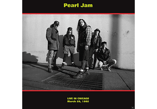 Pearl Jam - Live In Chicago, March 28th, 1992 - (Vinyl)