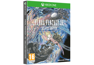 Final Fantasy XV - Deluxe Edition  Xbox One
