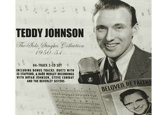 Teddy Johnson - The Solo Singles Collection 1950-54 - (CD)