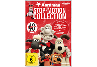 Aardman Stop-Motion Collection - (DVD)