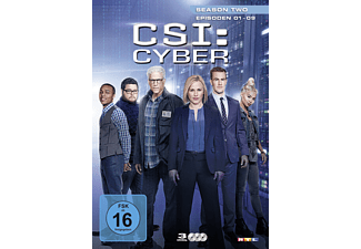 CSI: Cyber - Staffel 2.1 [DVD]