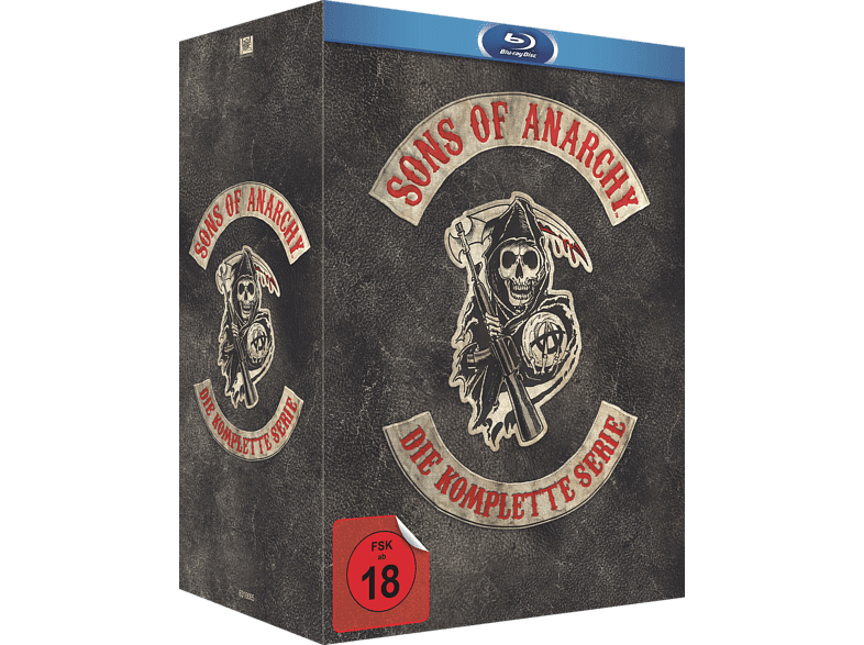 Sons Of Anarchy (Complete Box) [Blu-ray]