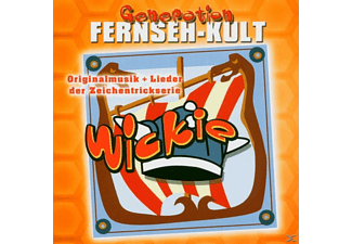 VARIOUS - Generation Fernseh-Kult Wickie - (CD)