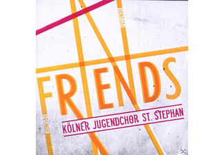 KÖLNER JUGENDCHOR ST.STEPHAN - Friends - (CD)