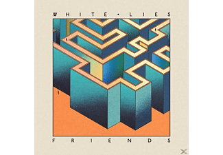 White Lies - Friends - (CD)