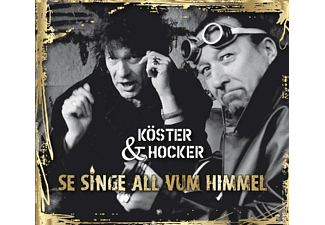 Hocker - Se Singe All Vum Himmel - (CD)
