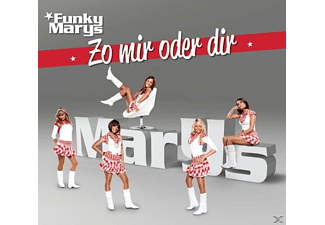 Funky Marys - Zo Mir Oder Dir [Maxi Single CD]