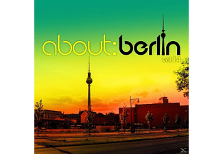 VARIOUS - About: Berlin Vol: 14 - (CD)