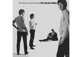 The Spencer Davis Group - The Second Album (Clear Vinyl) - (Vinyl)