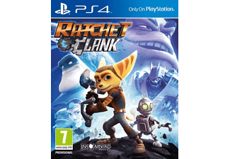 SONY EURASIA Ratchet & Clank Eas PlayStation 4 Oyun