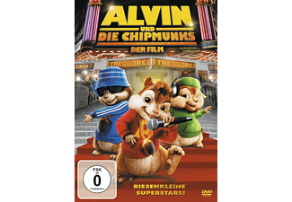 Alvin und die Chipmunks: Der Film - Hollywood Collection - (DVD)