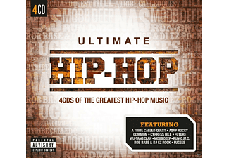 VARIOUS - Ultimate Hip-Hop - (CD)
