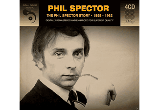 Phil Spector - The Phil Spector Story 1958-1962 (CD)