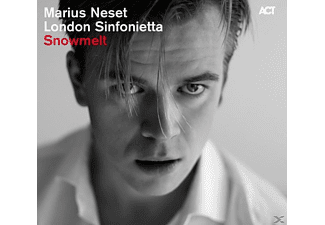 Marius/london Sinfonietta Neset - Snowmelt - (CD)