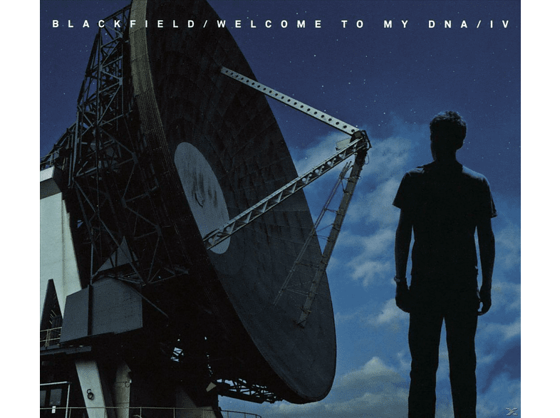 Blackfield - Welcome To My Dna [CD]
