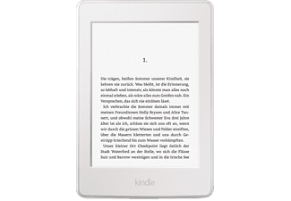 KINDLE Paperwhite WLAN eBook Reader, weiß (B017DOUW76)