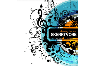 Skerryvore - Chasing The Sun - (CD)