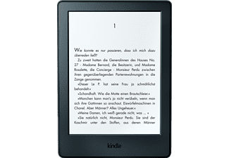 KINDLE eBook Reader WLAN, schwarz (B0186FESVC)