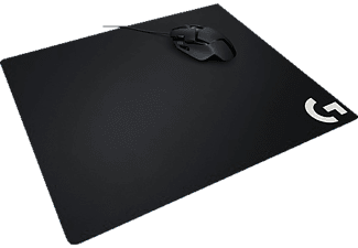 LOGITECH Cloth Gaming Mouse Pad G640 - (943-000090)