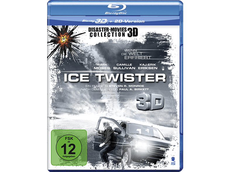 Ice Twister [3D Blu-ray]