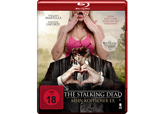 The Stalking Dead - Mein kopfloser Ex - (Blu-ray)